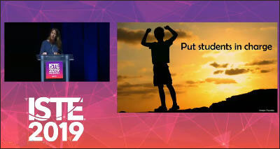 image of ISTE2019 Ignite session