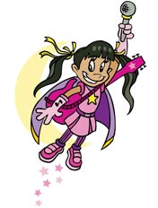 Super Music Girl