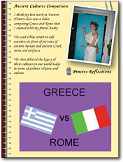 Greece vs Rome Sample